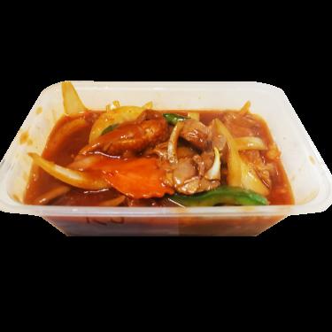 Canard à la thaïlandaise